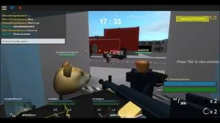 Roblox Notoriety: Downtown Bank LOUD PT.2