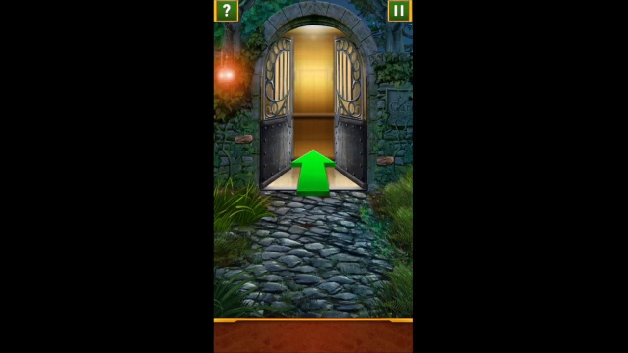 100 Doors Dare To Unlock Level 16 17 18 19 20 Youtube