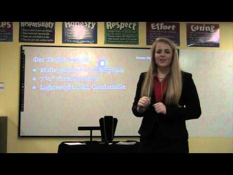 Syracuse FBLA Sales Presentation - YouTube - sales presentation