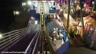 West Coaster (HD Reverse POV) Santa Monica Pier