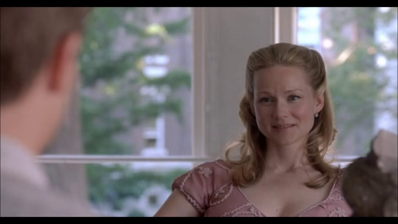 """Download Laura Linney Meets Topher Grace Who Resembles a Dead Ex-Boyfriend From 20 Years Before. From """"P.S."""""""