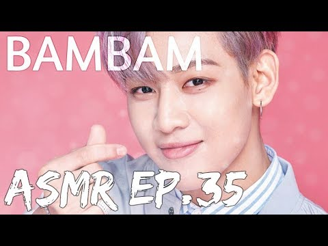 ASMR EP. 35: BamBam's Voice + Ocean Waves for Relax, Sleep, Tingles & Study! [3D Sound]