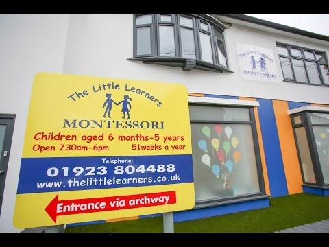 The Little Learners Montessori Watford
