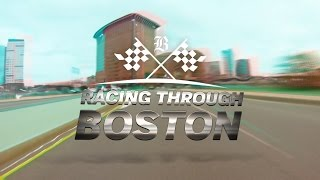 Ryan Hunter-Reay races through Boston thumbnail
