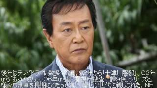 十津川警部・9係…親しまれた刑事役 渡瀬恒彦さん死去 Today TV 映画「...