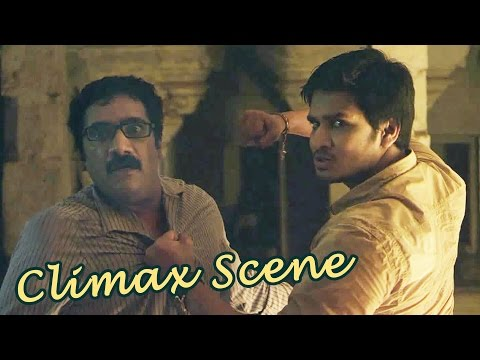 Karthikeya Movie Climax Scene..
