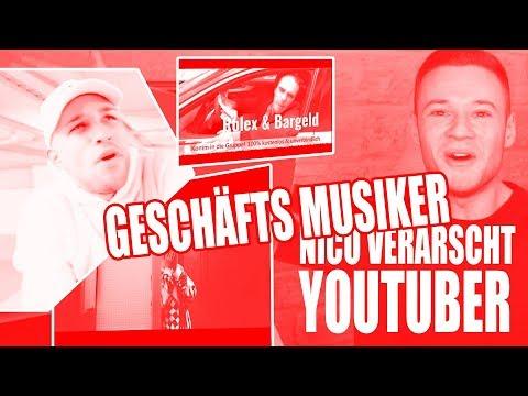 Nico verarscht Youtuber   Geschäfts Musiker   inscope21