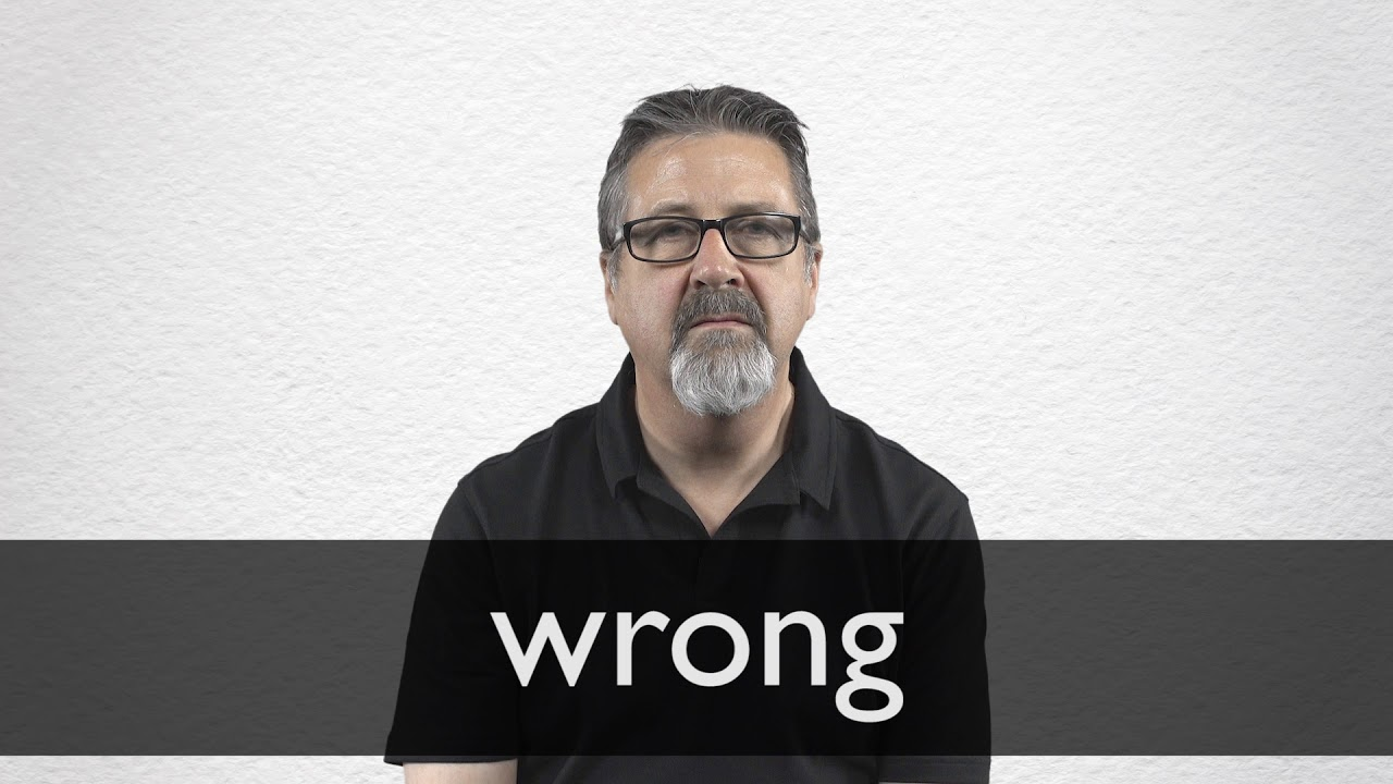"Hindi Translation of ""wrong"" 