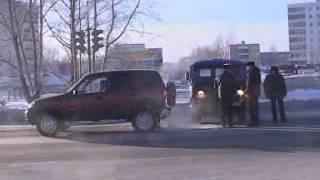 видео УАЗ 2206: в ожидании бездорожья