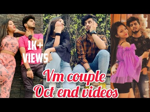 Download vm couple new oct end videos vm couple oct reels vishu and mehak new couple videos new couple videos