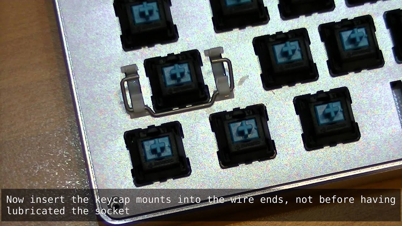 How to Build a Custom Keyboard With Mechanical Switches: A Complete