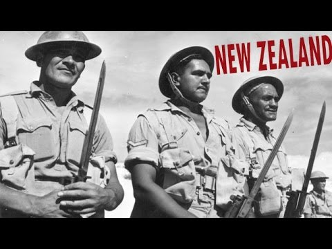 New Zealand Prepares for Japanese Invasion | 1941 | Documentary Film on New Zealand in World War 2