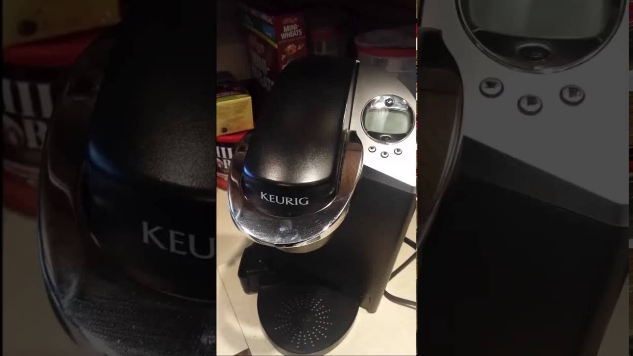 Keurig Add Water Fix Solved You