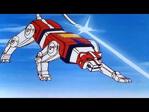 Voltron Defender Of The Universe | The Stolen Lion | Kids Cartoon | Kids Movies
