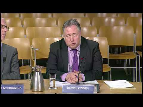Education and Skills Committee - 18 April 2018