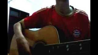 lá cờ guitar