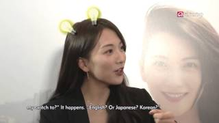 Showbiz Korea _ Actress KANG JI-YOUNG(배우 강지영)