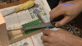 Приспособление для заточки ножей от Александра Зайцева(Здесь можно найти практические советы в разных областях на стыке науки и мистики. Мы не отрицаем - мы примен..., 2016-12-25T17:43:48.000Z)