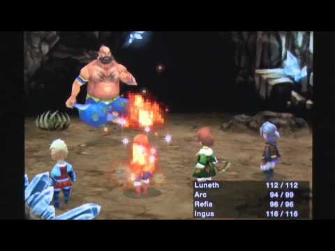 Final Fantasy III iPhone Gameplay Review - AppSpy.com