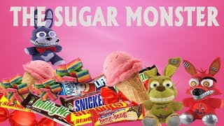 Fnaf plush-The SUGAR MONSTER