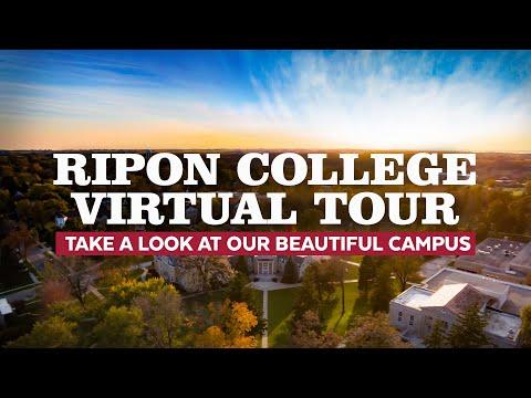 Ripon College Virtual Tour: Hosted by Adam Wronski Final