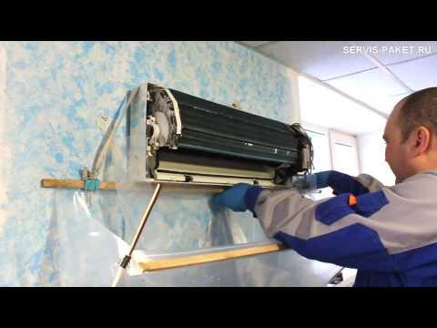 Как почистить кондиционер лучше мастера?