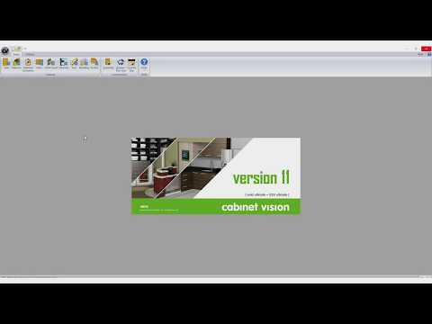 Cabinet Vision Version 11 - New Features