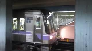 名古屋市営地下鉄名城線2128f大曽根行き金山駅発車