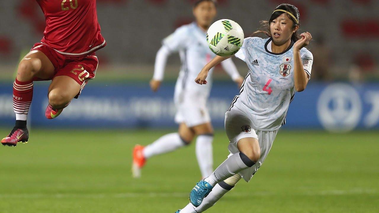 U-17女子ワールドカップ】 10/23...