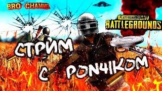 PUBG: Дикий PON4IK