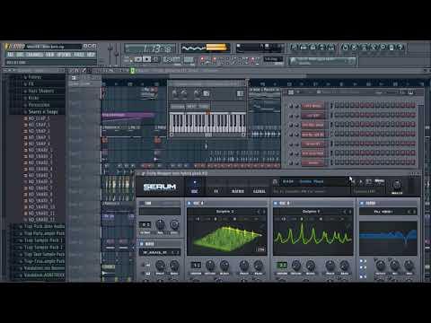 [FL Studio Indonesia] Hybrid Trap Template #1 by Mars14 (FREE FLP)