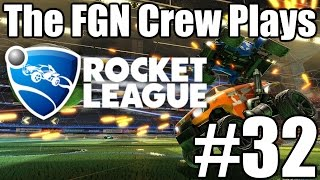 Video The FGN Crew Plays: Rocket League #32 - Fight Til the End (PC) download MP3, 3GP, MP4, WEBM, AVI, FLV Desember 2017