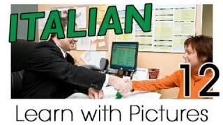 Learn Italian - Italian Office Vocabulary