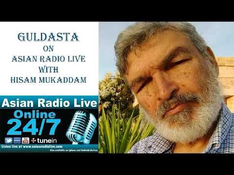 Hisam Mukaddam on Asian Radio Live 13 10 2018