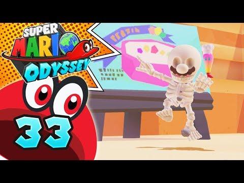 Super Mario Odyssey ITA [Parte 33 - Cotto a puntino]