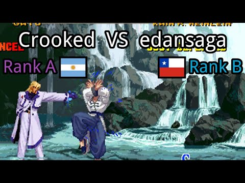 Garou - Mark of the Wolves: (AR) Crooked vs (CL) edansaga - 2021-03-31 01:34:23 |
