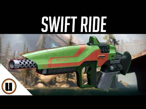 Headseeker Goodness | Swift Ride | PVP Gameplay Review | Destiny 2 thumbnail