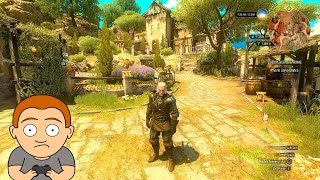 The Witcher 3 GameWorks Off 1440p GTX 1080 FPS Performance Test