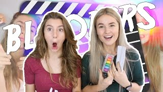 BLOOPERS OUTTAKES AND JUST PLAIN STUFF UPS #5!