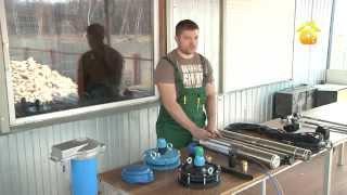 видео Оборудование Акватек для водоснабжения дома
