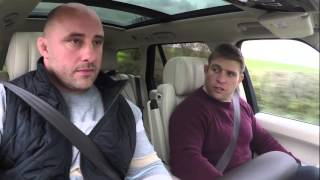 Open Range – David Flatman meets Tom Youngs