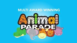 Animal Parade - Children's Friendly Nutrition