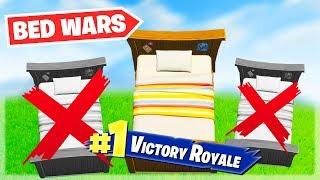 BED WARS W FORTNITE ! #2