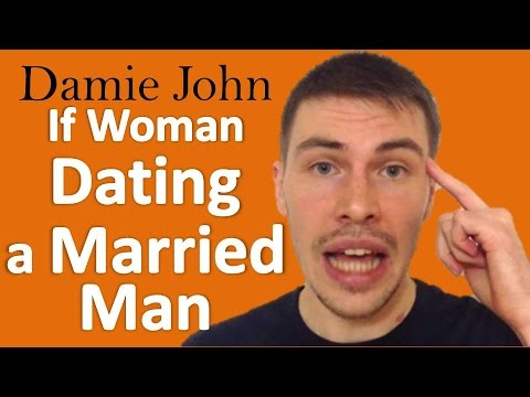 Christian woman dating a married man