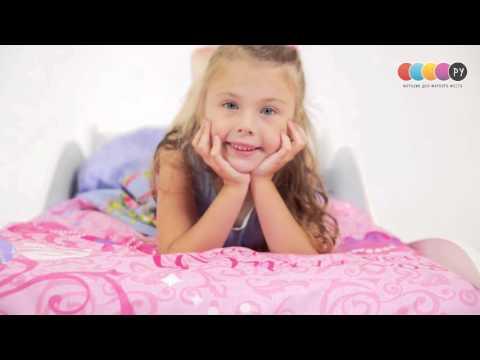 Детская кровать - машина от компании Пятая Точка