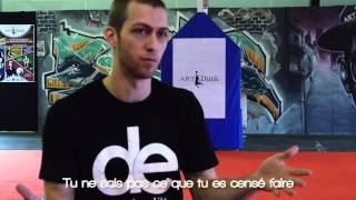 """Interview Jordan Kilganon : """" Mon objectif est de devenir le meilleur dunkeur qui ai jamais existé """" Video"""