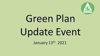 Green Plan Update Event