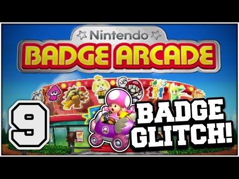 Nintendo Badge Arcade - Part 09: BADGE GLITCH!! (Nintendo 3DS Playthrough)