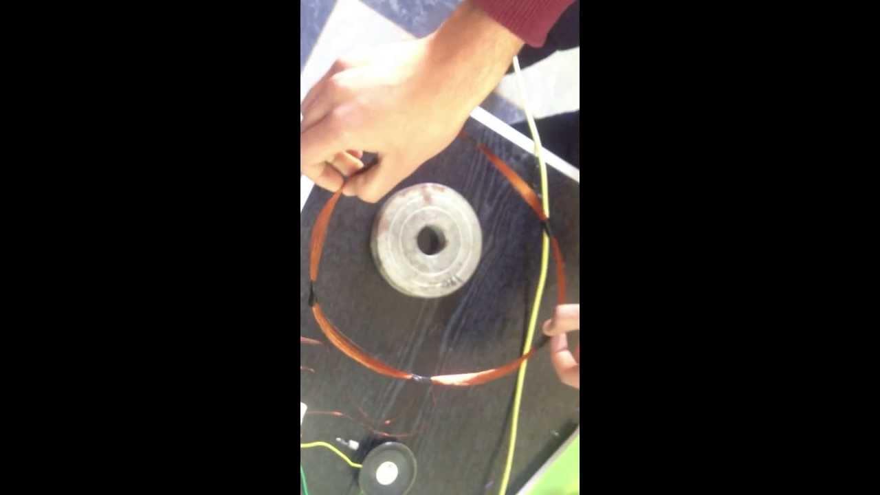 Simple Metal Detector Circuit Pdf Metal Detector Circuit Diagram