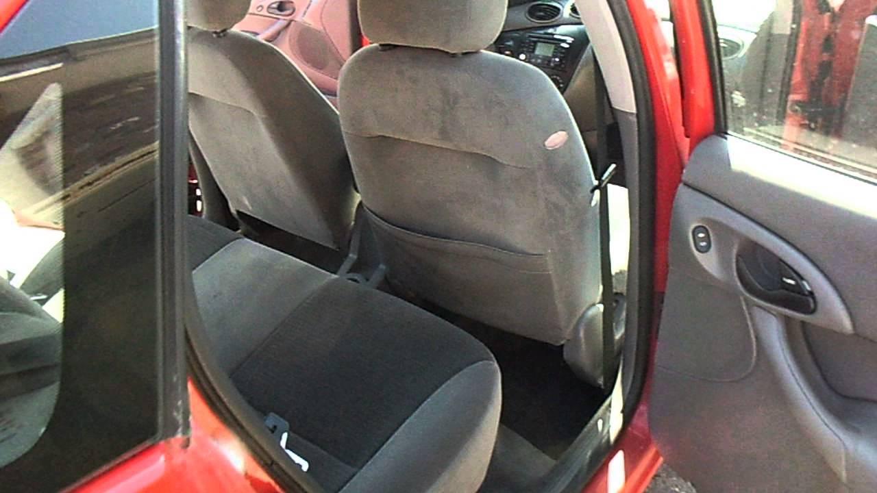 2003 ford focus se interior [ 1280 x 720 Pixel ]